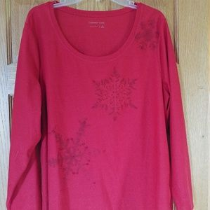 Coldwater Creek embellished top